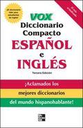 Vox diccionario compacto espaol e ingls, 3 edicion