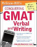 McGraw-Hill's Conquering the GMAT Verbal and Writing