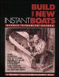 Building New Instant Boats