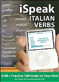 iSpeak Italian Verbs (MP3 CD + Guide)