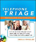 Telephone Triage: Protocols for Adult Populations