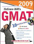 McGraw-Hill's GMAT with CD-ROM, 2009 Edition