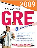 McGraw-Hill's GRE, 2009 Edition
