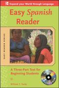 Easy Spanish Reader W/CD-ROM