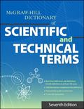 The McGraw-Hill Dictionary of Scientific and Technical Terms, Seventh Edition (Mcgraw Hill D...