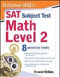 McGraw-Hill's SAT Subject Test: Math Level 2