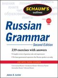 Schaum's Outline of Russian Grammar, 2ed