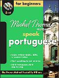 Michel Thomas Method Speak Portuguese for Beginners, 8-CD Program