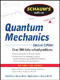 Schaum's Outline of Quantum Mechanics, Second Edition (Schaum's Outline Series)