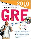 McGraw-Hill's GRE with CD-ROM, 2010 Edition