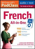 McGraw-Hill's PodClass French All-in-One (MP3 Disc)