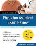 Physician Assistant Exam Review:  Pearls of Wisdom, Fourth Edition