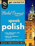 Michel Thomas Method Polish Get Started Kit, 2-CD Program