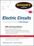 Schaum's Outline of Electric Circuits, 5ed