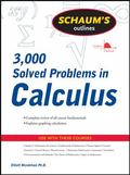 Schaum's 3,000 Solved Problems in Calculus (Schaum's 3000)