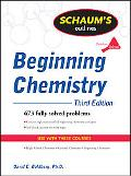 Schaum's Outline of Beginning Chemistry, Third Edition