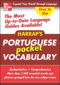 Harrap's Pocket Portuguese Vocabulary (Harrap's language Guides)