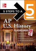 5 Steps to a 5 AP U.S. History Flashcards for Your iPod with MP3/CD-ROM Disk (5 Steps to a 5...