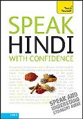 Speak Hindi with Confidence with Three Audio CDs: A Teach Yourself Guide (Teach Yourself Lan...