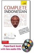 Complete Indonesian with Two Audio CDs: A Teach Yourself Guide (Teach Yourself: Reference)