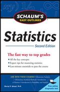 Schaum's Easy Outline of Statistics (Schaum's Outline Series)