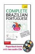 Complete Brazilian Portuguese with Two Audio CDs: A Teach Yourself Guide (Teach Yourself Lan...