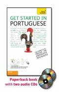 Get Started in Portuguese with Two Audio CDs: A Teach Yourself Guide
