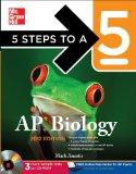 5 Steps to a 5 AP Biology with CD-ROM, 2012 Edition (5 Steps to a 5 on the Advanced Placemen...