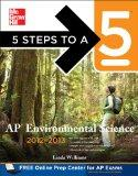 5 Steps to a 5 AP Environmental Science, 2012-2013 Edition (5 Steps to a 5 on the Advanced P...