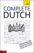 Complete Dutch with Two Audio CDs: A Teach Yourself Guide
