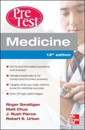 Medicine PreTest Self-Assessment and Review, Thirteenth Edition (PreTest Clinical Medicine)