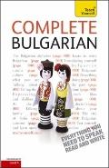 Complete Bulgarian with Two Audio CDs: A Teach Yourself Guide
