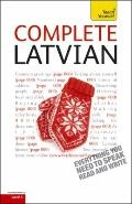 Complete Latvian with Two Audio CDs: A Teach Yourself Guide (Teach Yourself Language)