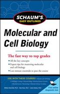 Schaum's Easy Outline Molecular and Cell Biology, Revised Edition (Schaum's Easy Outlines)