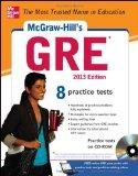 McGraw-Hill's GRE with CD-ROM, 2013 Edition