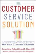Customer Service Solution: Managing Emotions, Trust, and Control to Win Your Customer'...