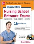 McGraw-Hills Nursing School Entrance Exams with CD 2/e (SET)