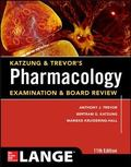 Katzung & Trevor's Pharmacology Examination and Board Review,11h Edition