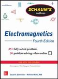 Schaum's Outline of Electromagnetics, 4ed