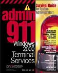 Admin911 Windows 2000 Terminal Services