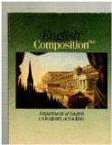 English Composition One