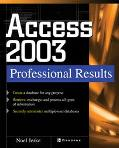 Access 2003 Professional Results