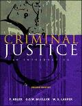 Criminal Justice An Introduction