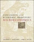 Experiments With Economic Principles Microeconomics