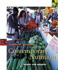 Contemporary Nutrition issues and insights