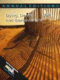 Dying, Death, and Bereavement 00/01