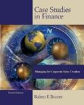 Case Studies in Finance Managing for Corporate Value Creation Managing for Corporate Value C...