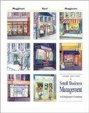 Small Business Management : An Entrepreneur's Guidebook, 3rd