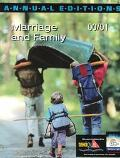 Marriage and Family 00-01