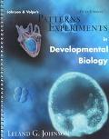 Patterns in Experimental and Developmental Biology